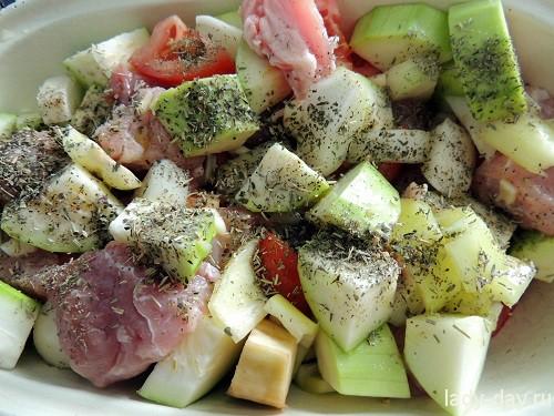 Рецепты Рагу С Мясом И Овощами новые фото