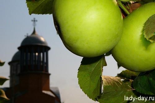 Яблочный Спас в 2013 году