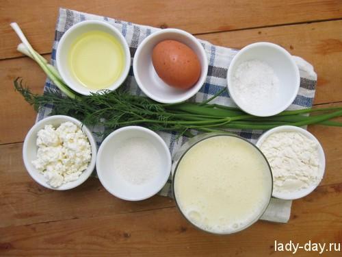 Пирожки на сковороде