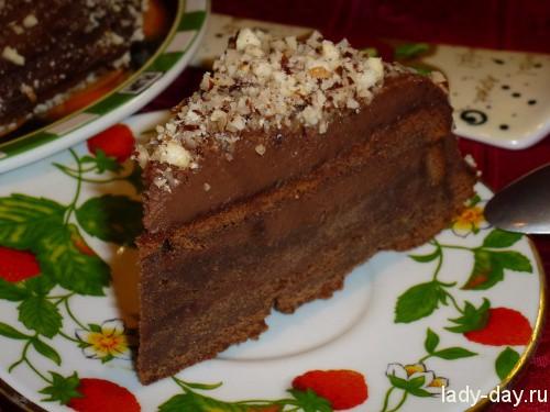 Торт «Трюфель»