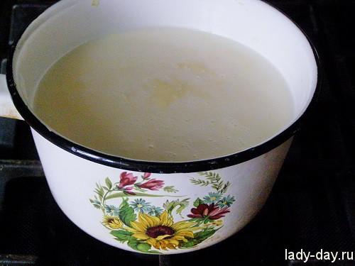 Йогурт из молока домашний