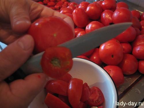 Консервируем томатный сок
