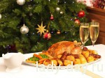 Горячее блюдо на Новый год