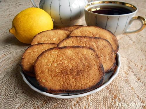 Песочное печенье, рецепт с фото