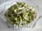 Салат из языка говяжьего: рецепт с фото