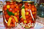 маленькие помидоры на зиму