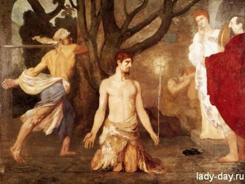 Казнь Иоанна Предтечи