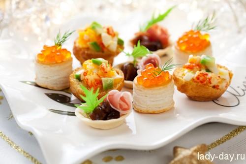 Рецепты на Новый год 2016: рецепты с фото простые и вкусные