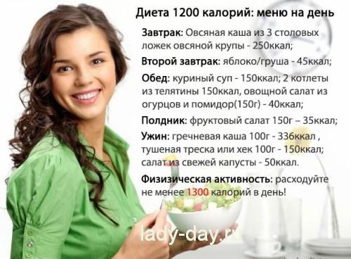 Диетические салаты рецепты для похудения с фото