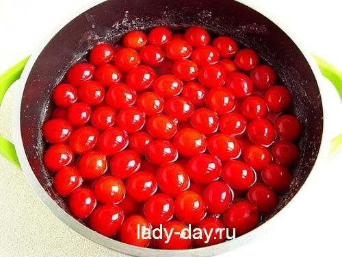 Варенье из абрикосовой алычи 3
