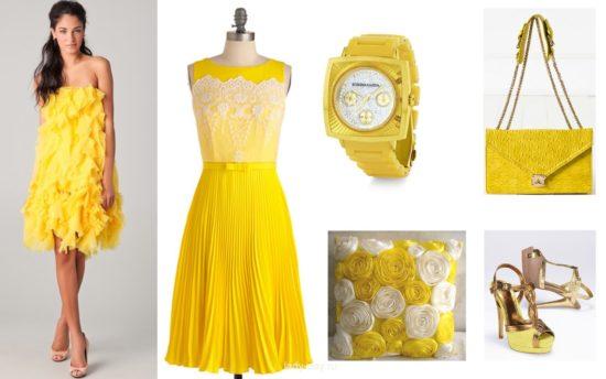 Yellow-Dress-for-Spring-2016-2017-4