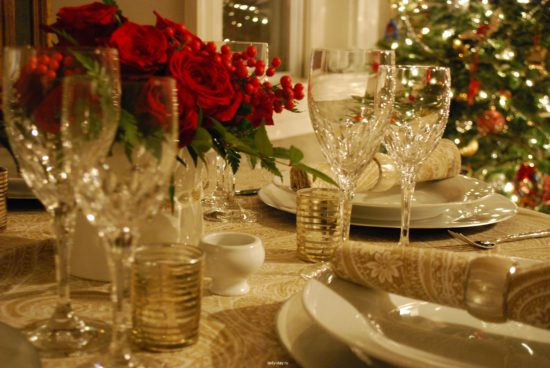 elegant-dinner-table-settings-17-best-images-about-christmas-table-on-pinterest-martha-stewart-home-design-ideas