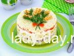 мимоза салат