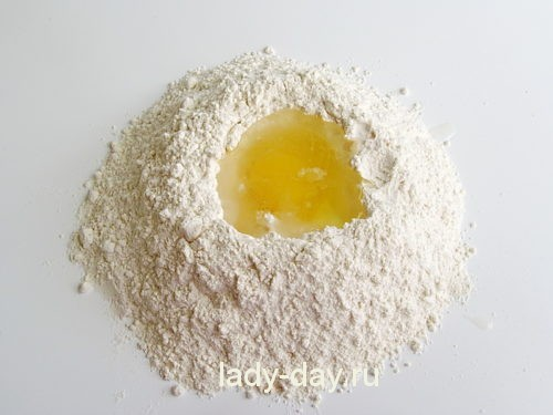 Тесто пельменное 2