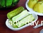 Огурцы малосольные рецепт