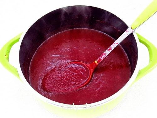 варить пюре из яблок
