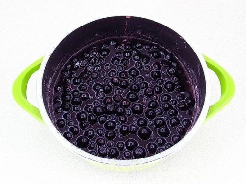 Варенье из черноплодки 10