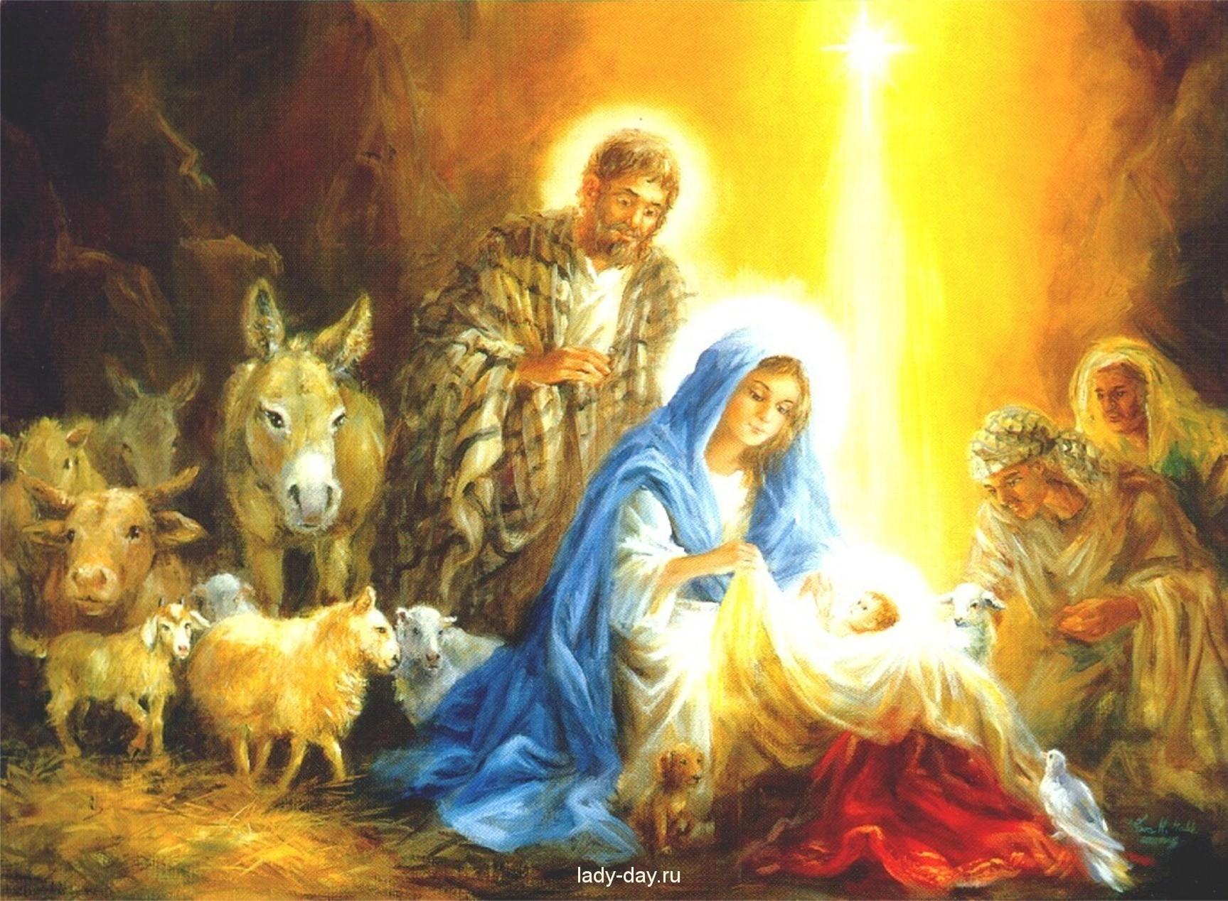 Приметы на Рождество Христово для здоровья изоражения