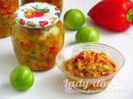 самый вкусный и простой салат с рисом
