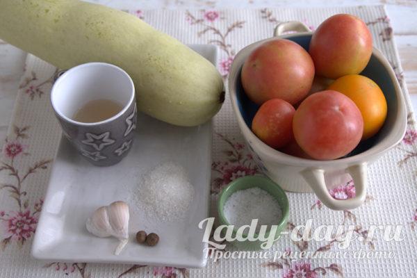 продукты для консервации