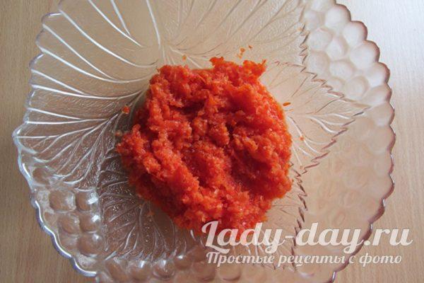 измельчить красный перец