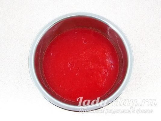 протереть томат
