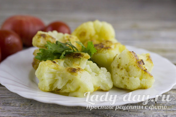 Как приготовить цветную капусту вкусно на сковороде