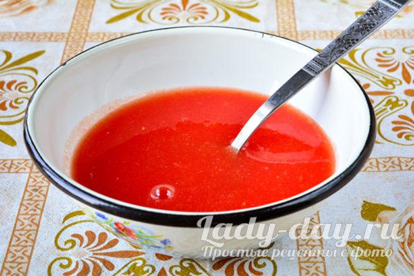 томатный оск