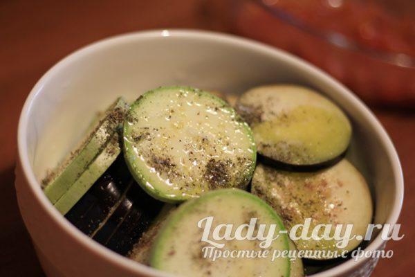 солим и перчим овощи