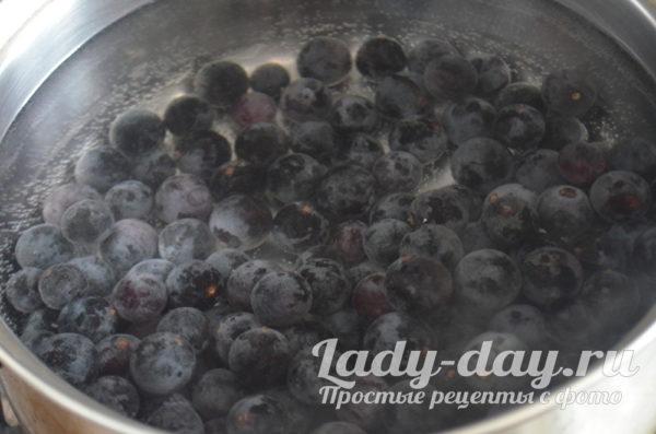 виноград варить