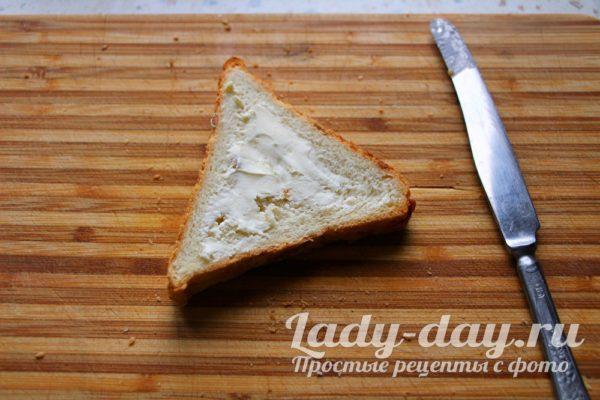 масло и хлеб