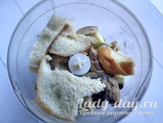 Добавить хлеб