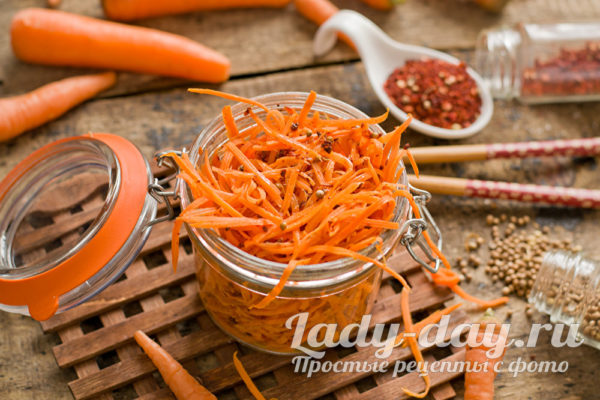 морковка готова