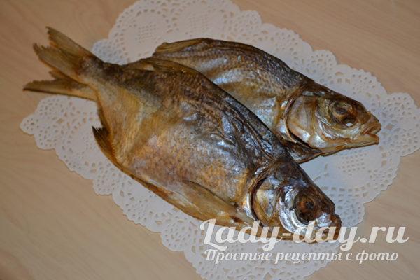сушка и копчение рыбы