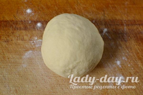 Тесто на манты по классическому рецепту