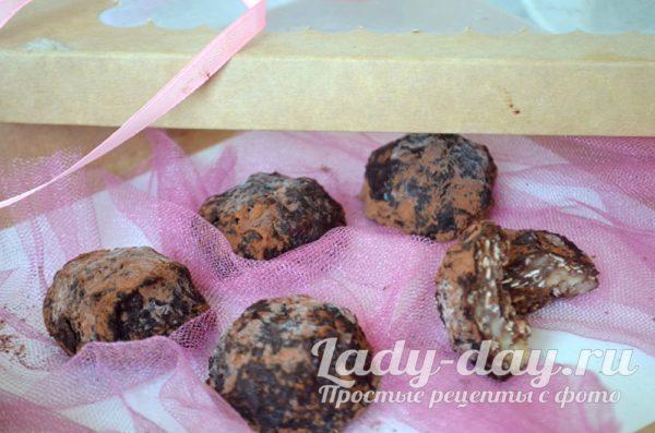 Полезные конфеты рецепт своими руками