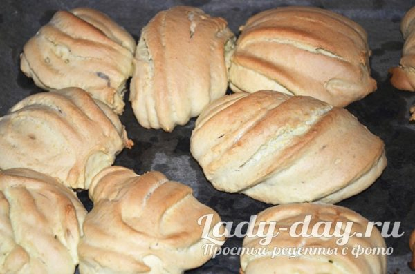 Печенье в духовке через мясорубку