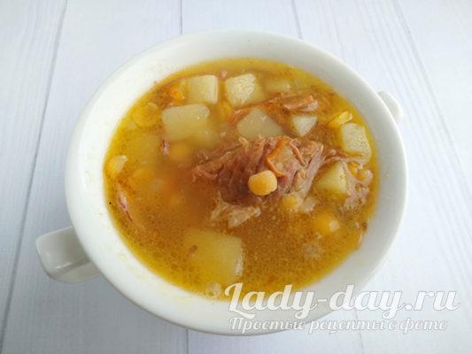 суп готов