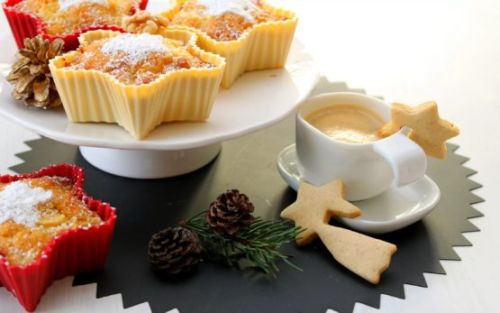 новогодние десерты