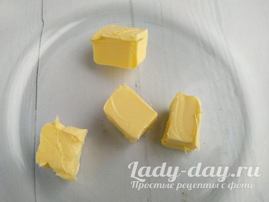 кубики масла
