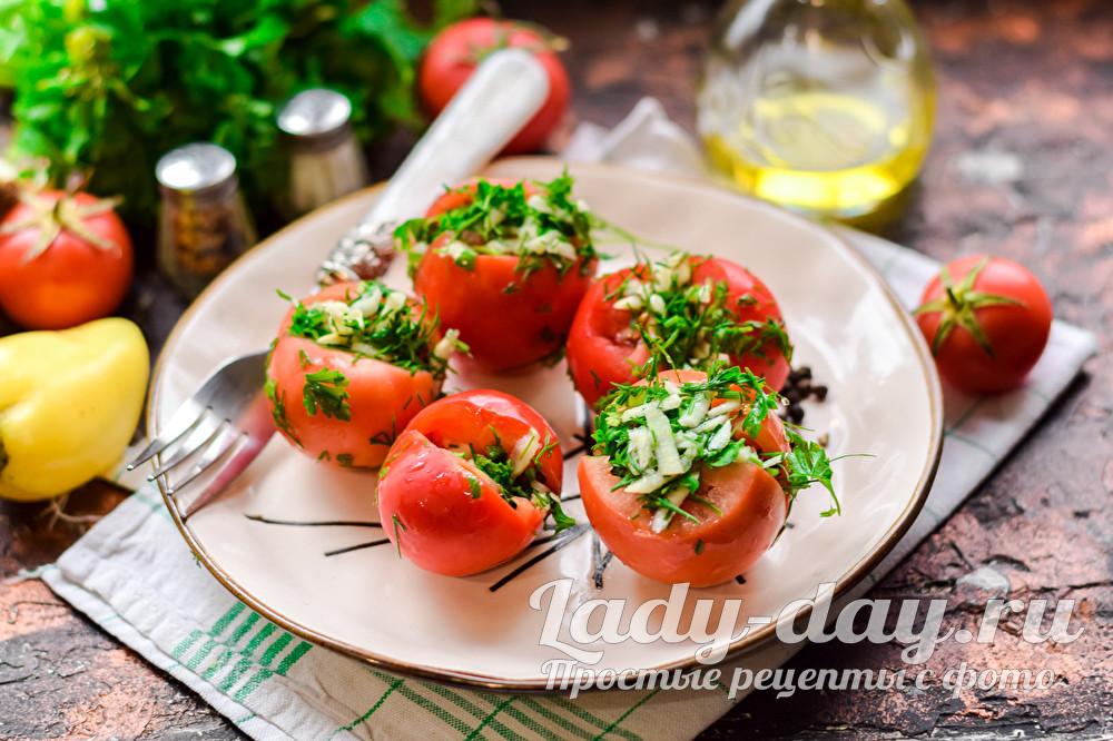 армянские помидоры