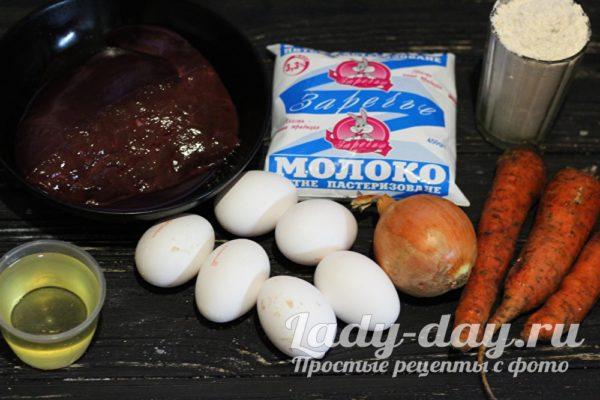 продукты и печень