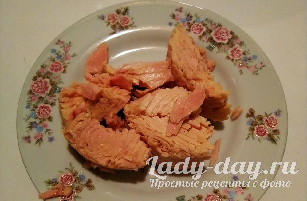 тунец мясо