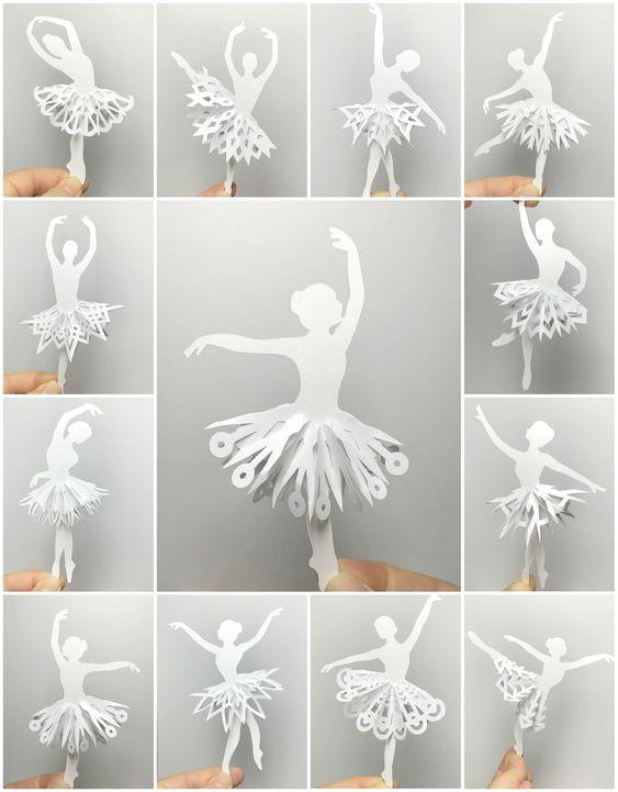 балерины на Новый год
