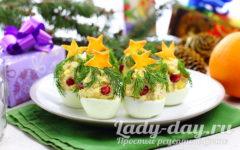 Новогодняя закуска фото