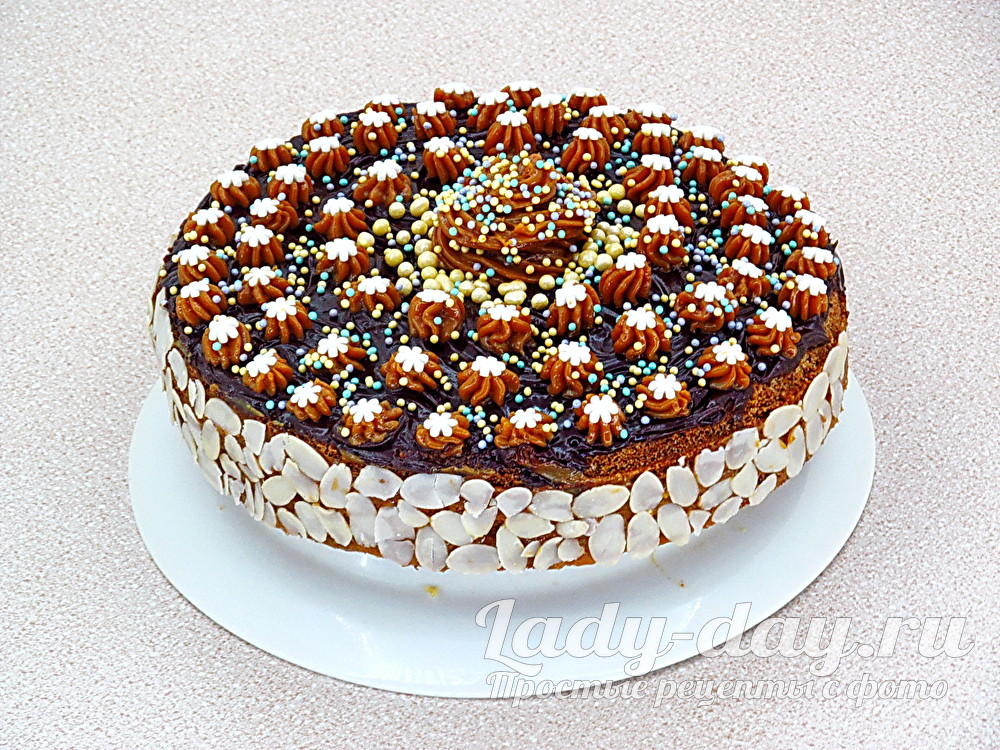 торт медовик самый вкусный на свете