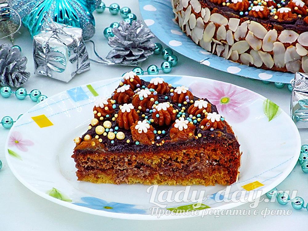 медовый торт рецепт самый вкусный