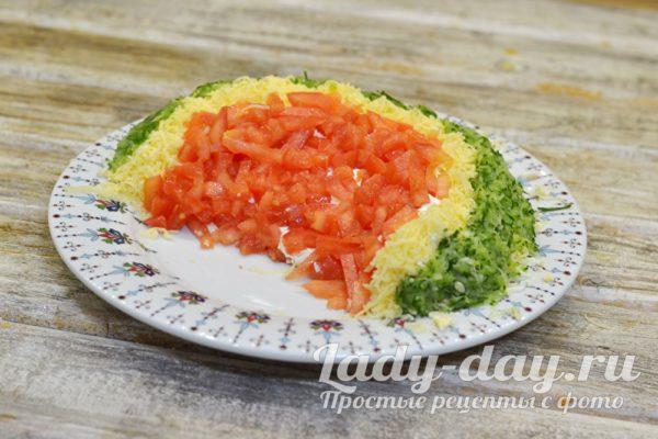 помидоры в центр