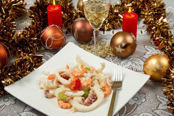 Салат на Новый год 2019