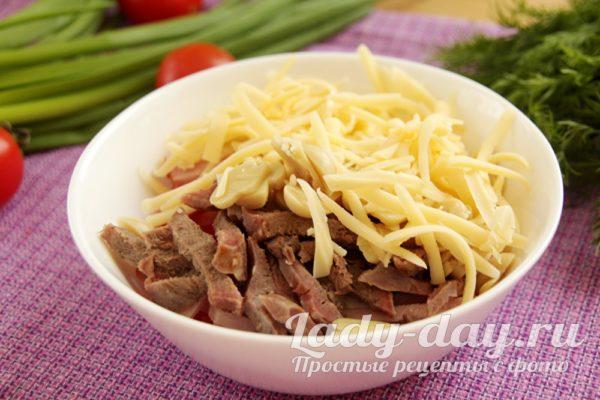 ингредиенты в салатнике